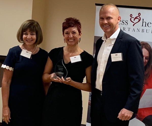 AccessHealth Spartanburg Receives National Healthcare Award from Health Industry Leaders